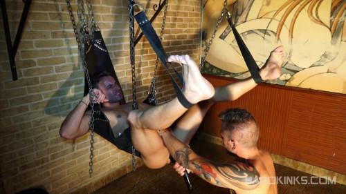 Gay BDSM Frank Valencia - Mateo Stanford