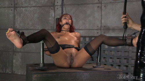 bdsm TG - Daisy Ducati and Elise Graves - Pushing Daisy - Sep 26, 2014 - HD