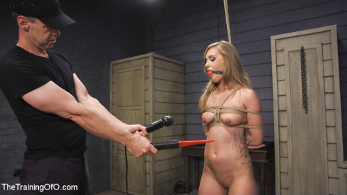 bdsm Squirting Slut April Brooks Trained to Control Her Pussy