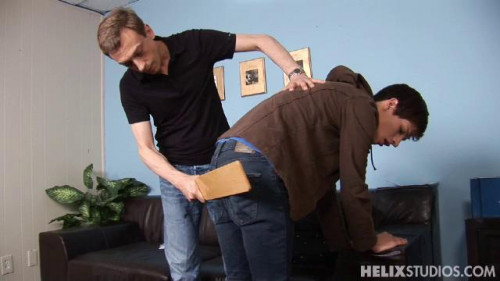 Gay BDSM Keines Ass Spanked