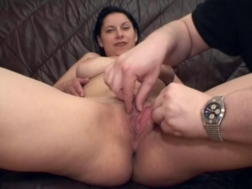 Fisting and Dildo Pushing sex toys