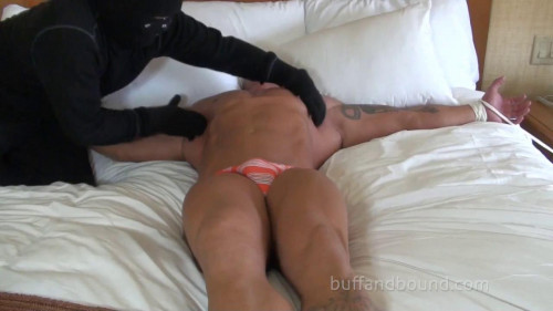 Gay BDSM Michael Satin - Bound and Tickled