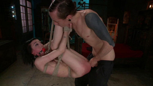 bdsm Petite Newcomers First Shoot Ever - FAB
