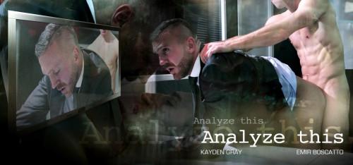 Analyze This (Kayden Gray, Emir Boscatto)