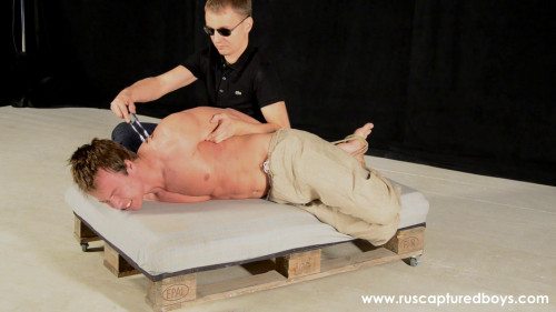 Gay BDSM Punishment of the Rude Slave Final