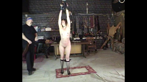 bdsm Cindi Whipped In The Barn