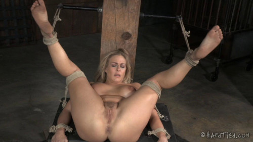 bdsm Angel Allwood Gets An Anal Finger Blasting