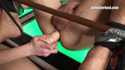 Gay BDSM Cave scene 4