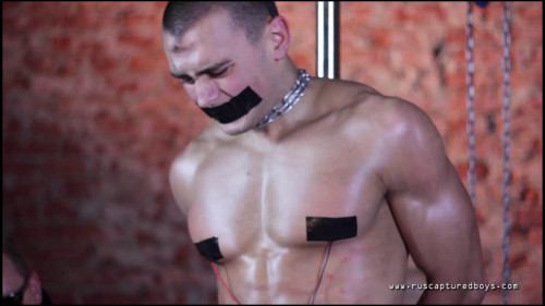Gay BDSM Judoist Vitaly in Slavery 2