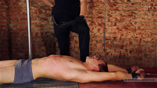 Gay BDSM The Acrobat On The Casting Final Part