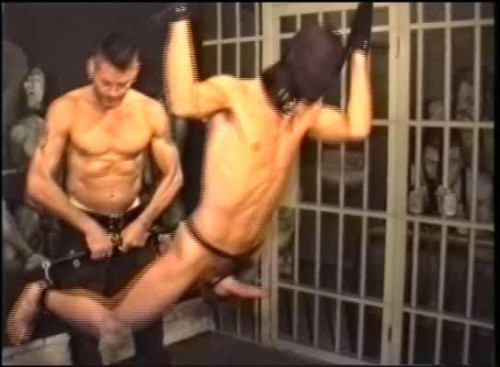 Gay BDSM Richie Finnaly Submits