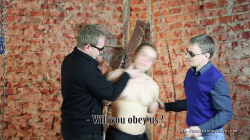 Gay BDSM Slave Factory - Vladimir - Part I