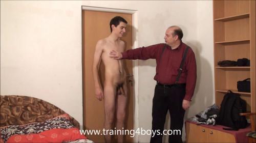 Gay BDSM Lukas So Feet