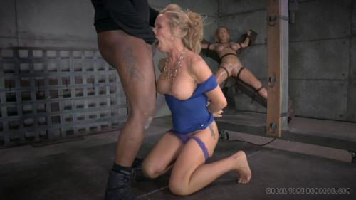 bdsm Blonde Milf Simone