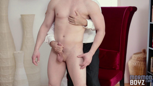 Gay BDSM MormonBoyz - Elder Isaacs - Disciplinary Action 2