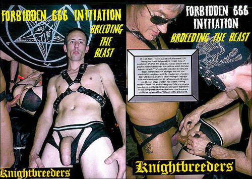 Forbidden vol.666 Inititation Breeding The Beast