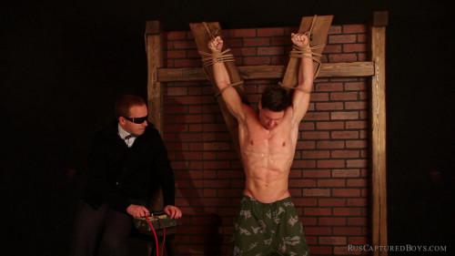 Gay BDSM RusCapturedBoys - Mister X 1
