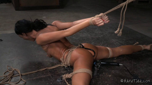 bdsm HT - London River, Jack Hammer - Fit To Be Tied - Mar 25, 2015