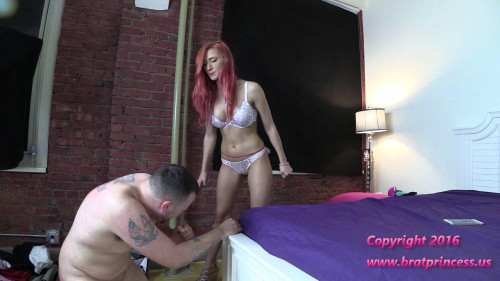 Femdom and Strapon Amadahy - The Domestic Cuckold Saga Part 2