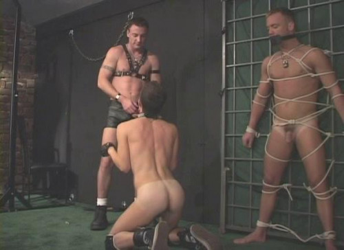 Gay BDSM Masters and Slaves 2 Opposite Attractions and Ties That Bind  ( Bound and Gagged )