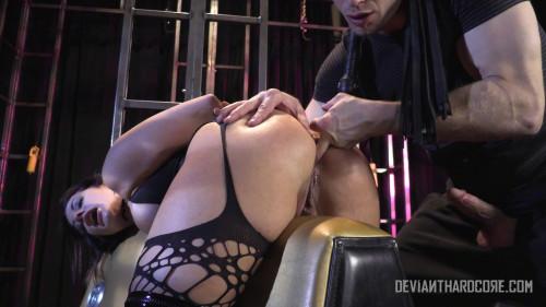 bdsm Holly Heart rough anal BDSM