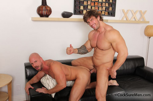 Zeb Atlas & Mitch Vaughn