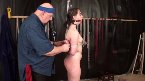 bdsm Larras First Day Training Part Two
