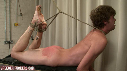 Gay BDSM Aiden scene 8