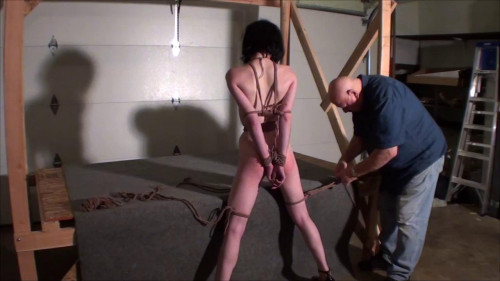 bdsm A Day of Slave Girl Natasha
