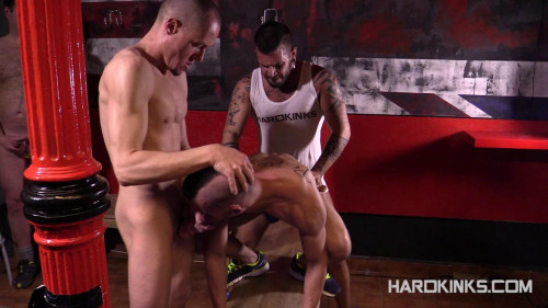 Gay BDSM Recparty 3