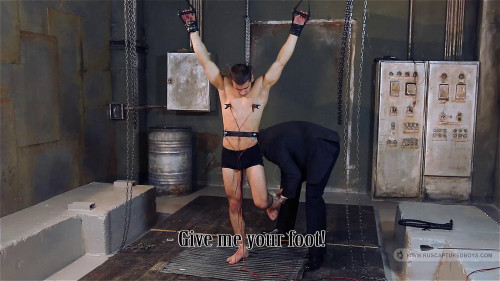 Gay BDSM A Lesson for the Borrower - Part II