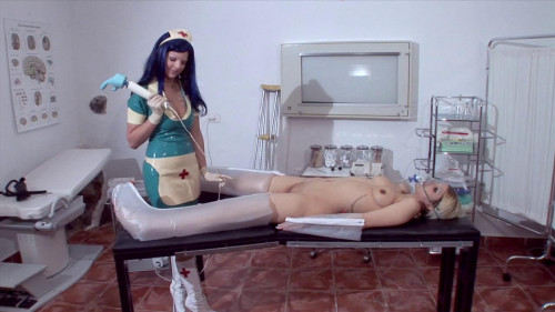 bdsm Air Splints Nurse Cat And Kimberly Part Two