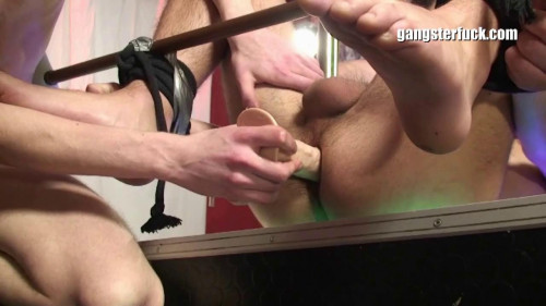 Gay BDSM Gangsterfuck - The Cave of Sin