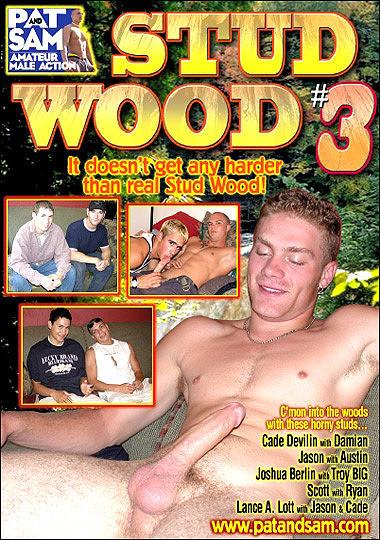 Pat and Sam - Stud Wood 3