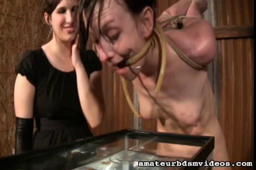 bdsm Amateur BDSM Face Torture Mouth