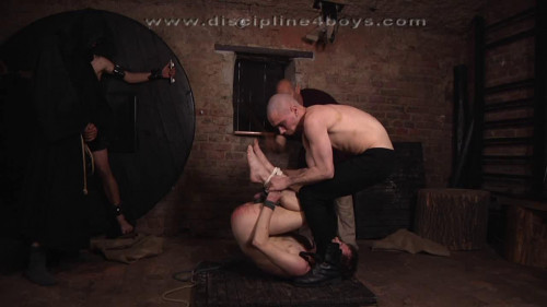 Gay BDSM Discipline4Boys - Gothic Inferno 2