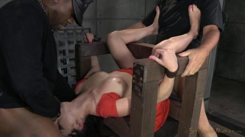 bdsm Stunning Veruca James utterly destroyed by cock, brutal pounding