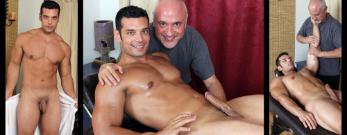 Marcus Ruhl Massaged