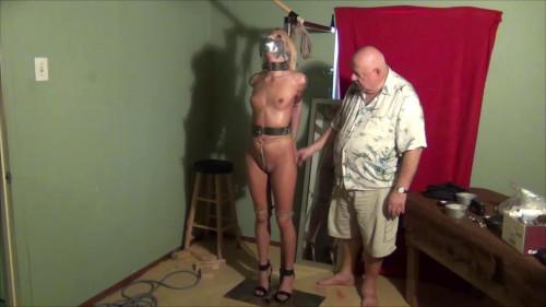 bdsm Bella Steel and Rope