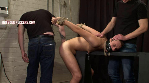 Gay BDSM BreederF - Sergei scene 7