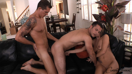 James and Tanner's Bi Threesome