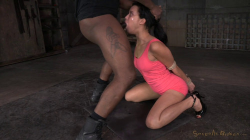 bdsm Bound Newbie Mia Austin Roughly Fucked