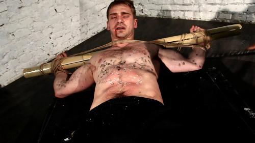 Gay BDSM RusCapturedBoys – MMA Fighter Samvel - Final