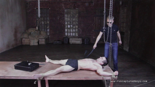 Gay BDSM Punishment for Unsubmissive Prisoner I