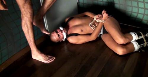 Gay BDSM Macanao, Sergio And Their Kinky Friend
