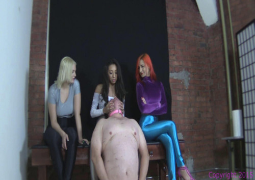 Femdom and Strapon Slave Rewired To Enjoy Only Pain