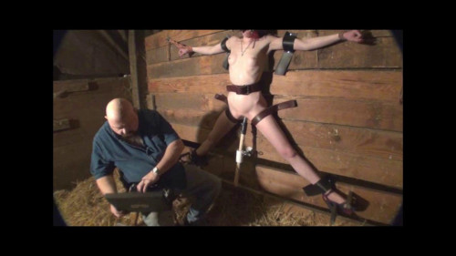 bdsm Natasha Days in the barn 3 Part Two