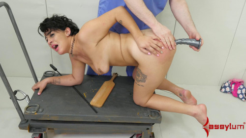 bdsm Sedusa - Anal Tears at 18 Years - BDSM, Humiliation, Torture HD-1280p