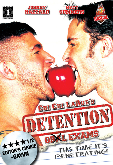 Detention More Oral Exams