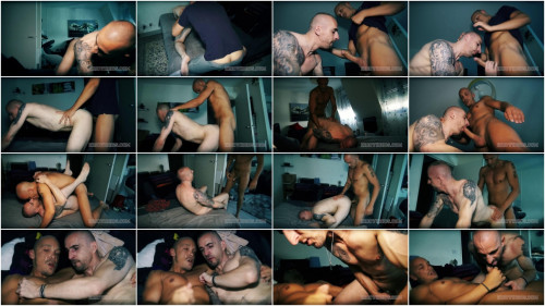 Kriss Aston gets sex and swallow Dean scum